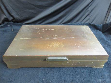 Vintage 98 Piece Set of Tudor Plate Silverware by Oneida Community Silversmith