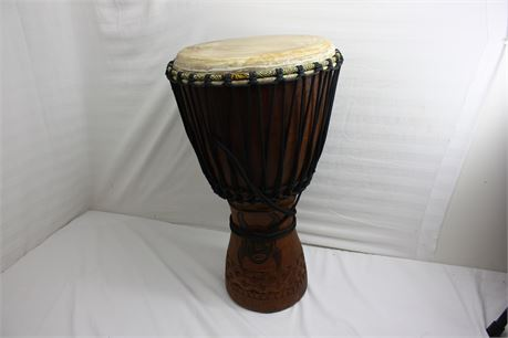 """24"""" Djembe with Bag and Instruction Booklet"""