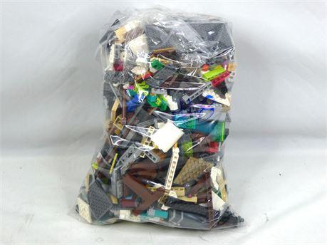 Lot of 4.5 Pounds Random Lego Parts & Pieces Bricks #8