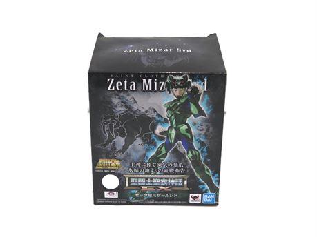 Bandai Zeta Mizar Syd Saint Cloth Myth EX Collectible Anime Action Figurine #3