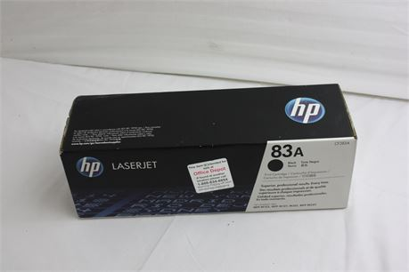 HP Laserjet 83A Black Toner