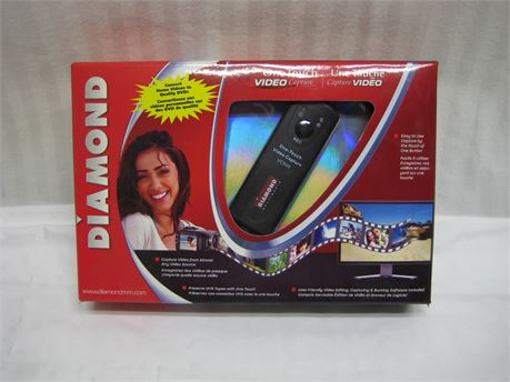Diamond One Touch Video Capture VC500