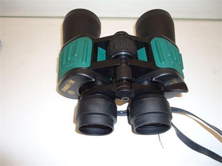 Konus Vue Binoculars Giant Zoom 8-24x50 In Soft Case Pre-Owned