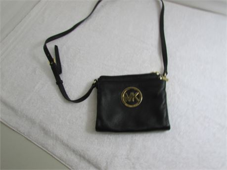 Unauthenticated Michael Kors Ladies Black Clutch
