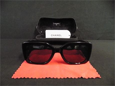 Chanel Quilted 5019 Sunglasses