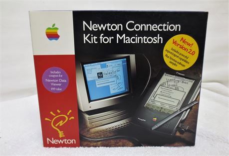 Vintage Newton Connection Kit for Macintosh from 1993