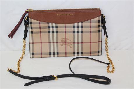 Burberry Crossbody Clutch Bag