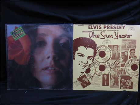 Maria Muldaur's Waitress in a Donut Shop and Elvis Presley The Sun Years