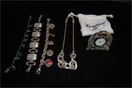 Brighton Jewelry Lot (500)