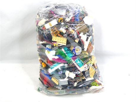 Lot of 5 Pounds Random Lego Parts & Pieces Bricks #1