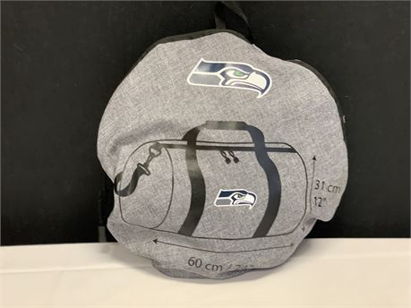 Seattle Seahawks Duffle Bag