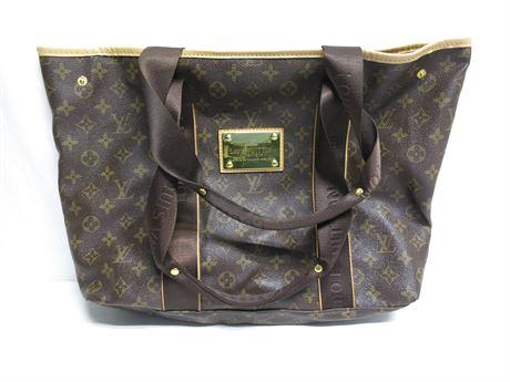 LOUIS VUITTON Top-Handle/Shoulder Bag (Not Authenticated)