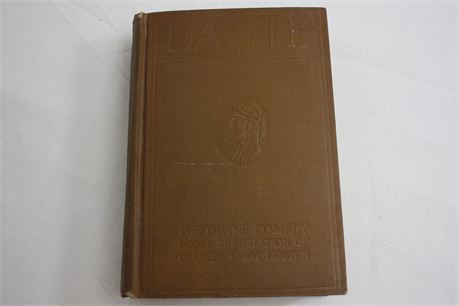 1920 The Divine Comedy of Dante Alighieri