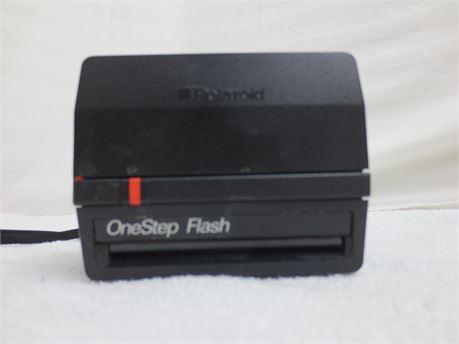 Vintage Polaroid OneStep Flash Film Camera
