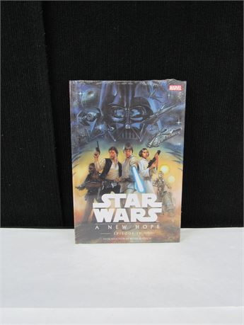 Star Wars - A New Hope Episode IV - Hardcover Comic Book (650)