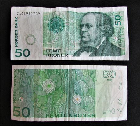 Norges  Banknotes
