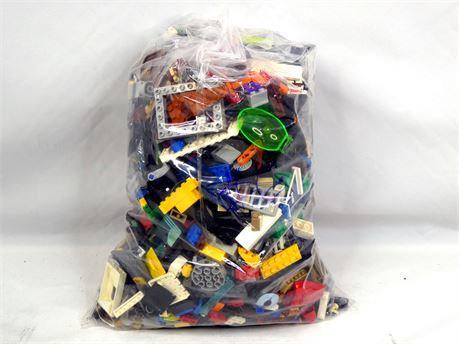 Lot of 4.9 Pounds Random Lego Parts & Pieces Bricks #6