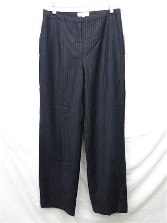 Calvin Klein Women Black Pants Size 6