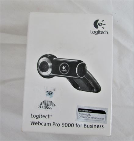 LogiTech WebCam For Business