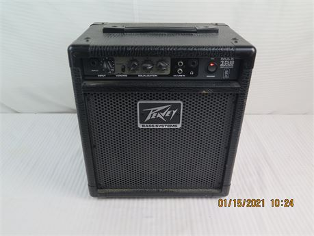 Peavey MAX 158 Bass Combo Guitar Amplifier 20W (670)