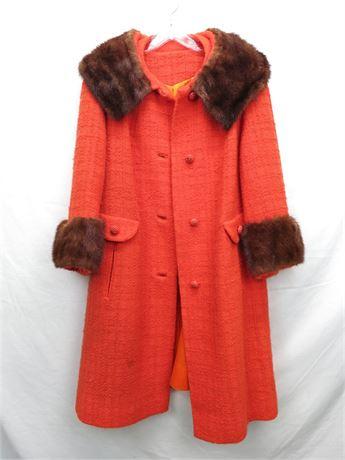 INT Ladies Garment Workers Union Women Coat