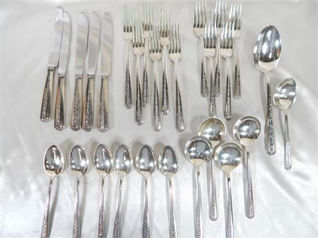 Towle Sterling Silver Flatware 28 Pieces (270SA)