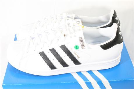 Adidas Golf Superstars, Golf Cleats, Size M13