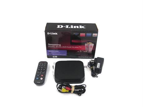 D-Link MovieNite DSM-310 Digital HD Media Streamer (670)