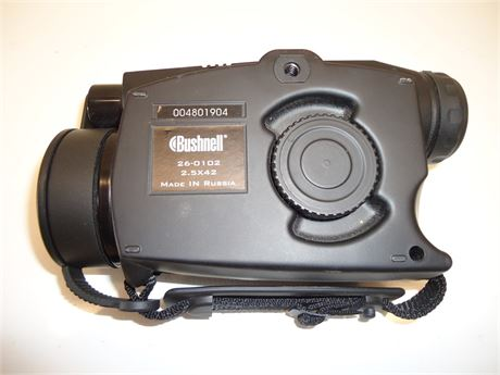 Bushnell Night Visiion Monocular 2.5x42 Pre-Owned