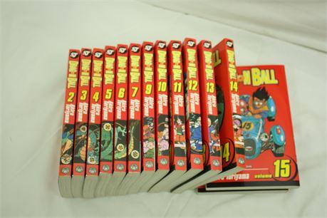 Dragon Ball and Dragon Ball Z Collection