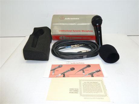 Audio Technica,Proffesional Series,PR-335 Undirectional Dynamic Microphone