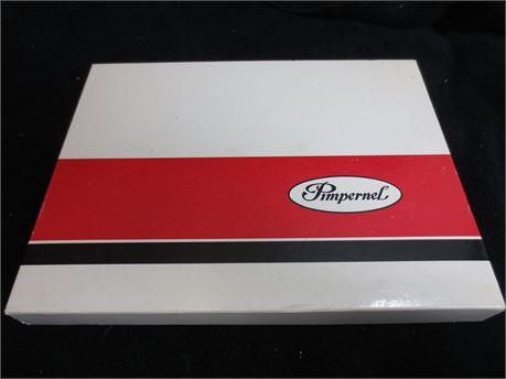 Set of 6 Pimpernel Cotswolds Cork Back 12x9 Placemats in Original Box