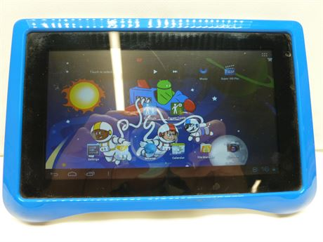 Ematic Funtab Pro: 6 GB. Kids Tablet, Powers On/ No A/C Cord