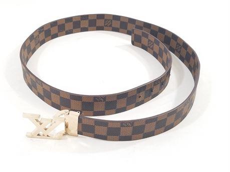 Louis Vuitton Belt.  (NEW)