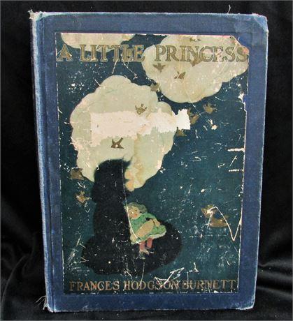 Vintage Book: A Little Princess by Frances Hodgson Burnett