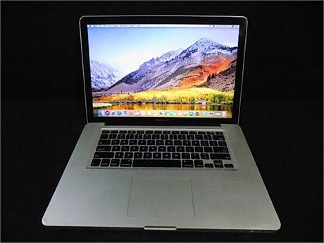 Apple MacBook Pro (15-inch, Mid 2010) MacOS High Sierra