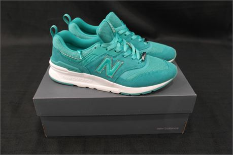 New Balance 997H Womens Shoes Size 8B Turquoise