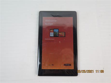 "Amazon Fire 7"" 9th Generation Tablet w/ Alexa 16GB M8S26G - New? (670)"