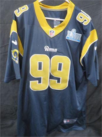 Rams #99 Donald Jersey (230-LV1K25)