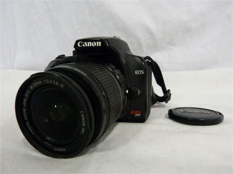 Canon EOS Rebel XS Digital Camera