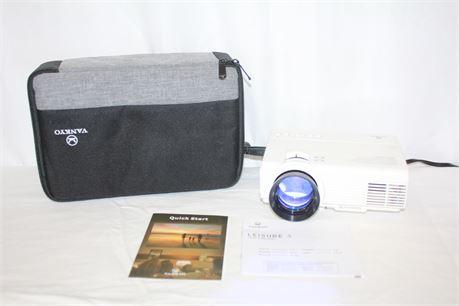 Vankyo Leisure 3 Video 1080p Projector Q5 - White