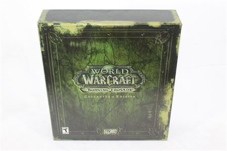 World Of Warcraft: The Burning Crusade Collectors Edition