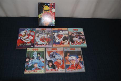 Invyasha DVD Lot (500)