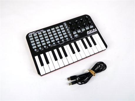 Akai Professional APC Key 25 USB MIDI Performance Controller Keyboard