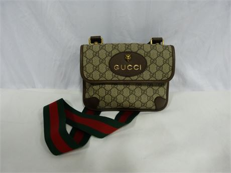 Gucci Neo Vintage Small Messenger Bag