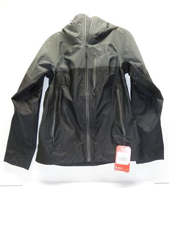 Womens North Face,Gore-Tex,Fuse Form,Black, Outdoor Jacket, NEW  W/Tags