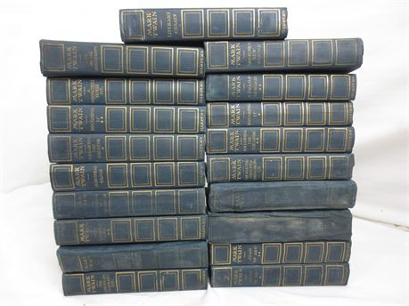 Collection of Authors National Edition The Writings of Mark Twain