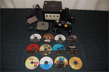 Nintendo Game Cube Gaming Lot (500)