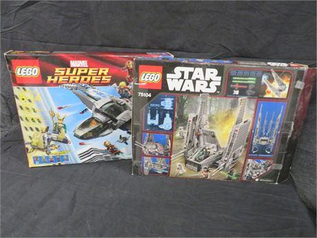 Lego Sets (230-LVR-RR23)