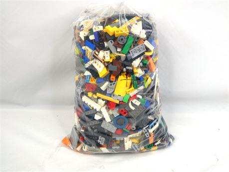 Lot of 6.2 Pounds Random Lego Parts & Pieces Bricks #3